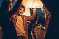 Pleasant Harbor Hosts Second Annual Lanterns At The Lake