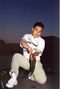 AZ Lakes, AZ Pros - Casey Iwai At Apache Lake