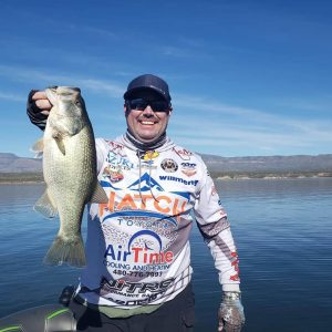AZ Lakes, AZ Pros – Johnny Johnson At Rainbow Lake
