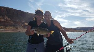Lake Powell Fishing Report