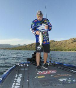 AZ Lakes/AZ Pros: Marty Lawrence at Bartlett Lake