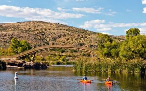 Top Spots To Canoe And Kayak