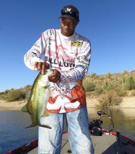 AZ Lakes, AZ Pros Marc Townsend At Pleasant